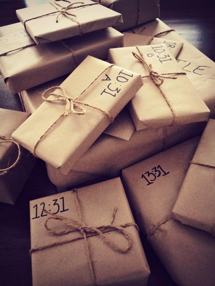 سورپرایز تولد با کادوهای کوچیک